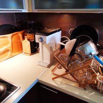 Hydron a konyhában